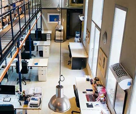 Razones de los coworkers para trabajar en un espacio de coworking